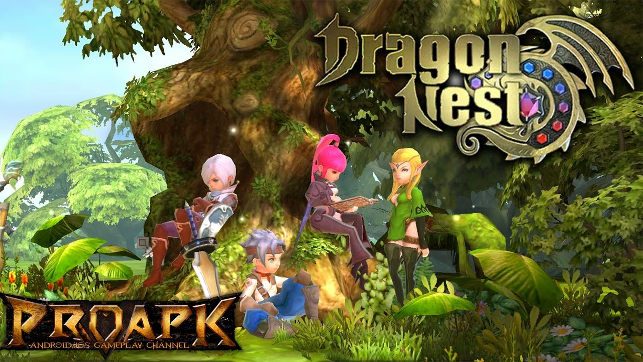 DRAGON NEST MOBILE