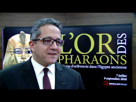 Exhibition: The Golden Treasures of the Pharaohs