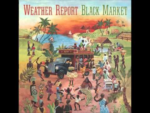 black market - Music,Jazz, Weather Report-Black Market.