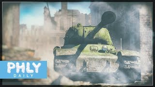 Download Lagu From Russia With DAAHHH | IS-2 BOOMSTICK (War Thunder Tanks Gameplay) Mp3