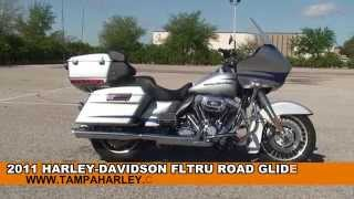8. Used 2011 Harley Davidson Road Glide Ultra Motorcycles for sale *