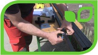 Ippenburger Gartentipps: Wie wird ein Harrod Fruitcage aufgebaut? (Teil 2)