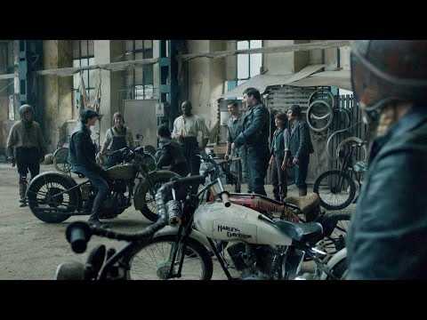 The Kid And His New Hunk Of Junk | HARLEY AND THE DAVIDSONS