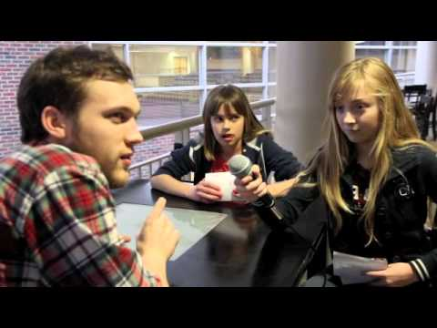 Phillip Phillips - Connie and Olivia interviewed American Idol Season 11 winner Phillip Phillips at Capital University in Columbus, Ohio on March 21, 2013.