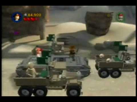 preview-LEGO Indiana Jones: The Original Adventures Game Review (Wii)