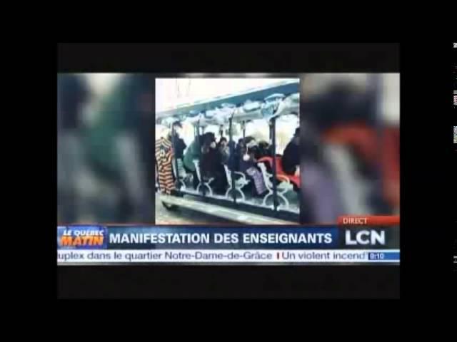 La FSE dans les médias!
