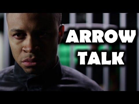 "Arrow S4E7 ""Brotherhood"" Review - Arrow Talk"