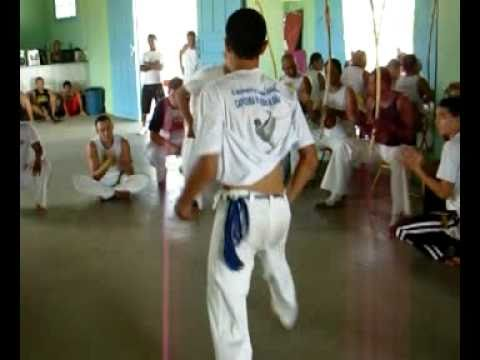 Apresentação de Capoeira em Lucélia - SP, por Danilo Pelloso