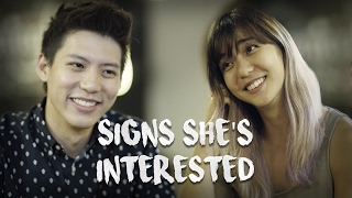 Video Signs She's Interested - JinnyboyTV MP3, 3GP, MP4, WEBM, AVI, FLV Juli 2018