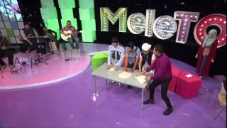 Video MeleTOP - Afgan vs. Harris J Dalam Cabaran Tebar Roti Canai! Ep162 [8.12.2015] MP3, 3GP, MP4, WEBM, AVI, FLV Januari 2018