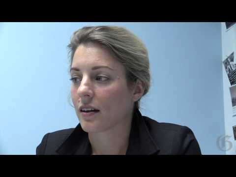 belle plotte - Mayoral candidate Mélanie Joly explains why she's running in the upcoming 2013 Montreal election in conversation with Gazette reporter Rene Bruemmer.