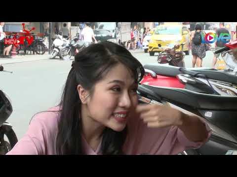 Thám tử Miko Lan Trinh lang thang phố tây BÙI VIỆN dạy tiếng Việt cho người nước ngoài