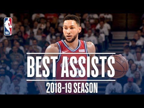 Video: Ben Simmons' Best Assists | 2018-19 Season | #NBAAssistWeek
