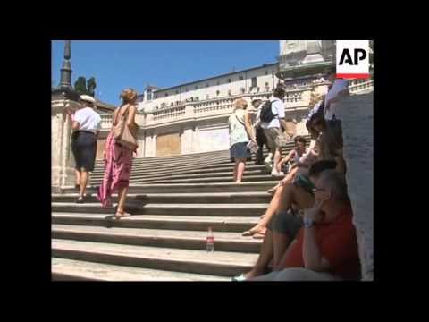Eating and drinking ban around monuments to stop degradation of city