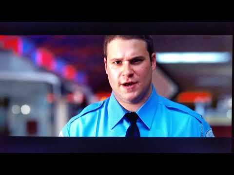 """Observe and Report (2009) - """"Mall Fight"""" Scene"""
