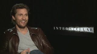 Matthew McConaughey's Hero Connection!