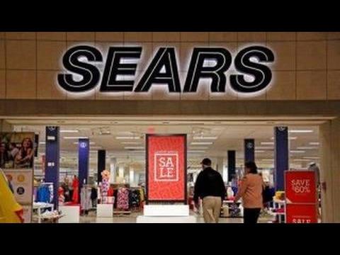 SEARS AND K-MART GOING OUT OF BUSINESS