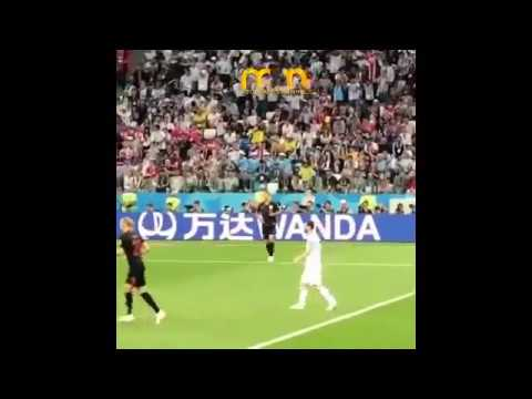 Argentina vs Croatia 0 3  All Goals  Highlights  21062018 HD World Cup   From stands