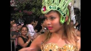 Lo mejor de Macumba carnaval Ensenada 2015