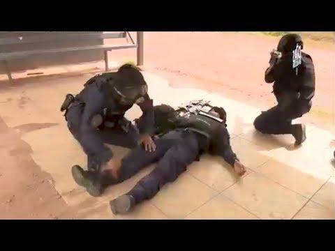 New elite organized crime fighting unit unveiled — the Tigres   Honduras