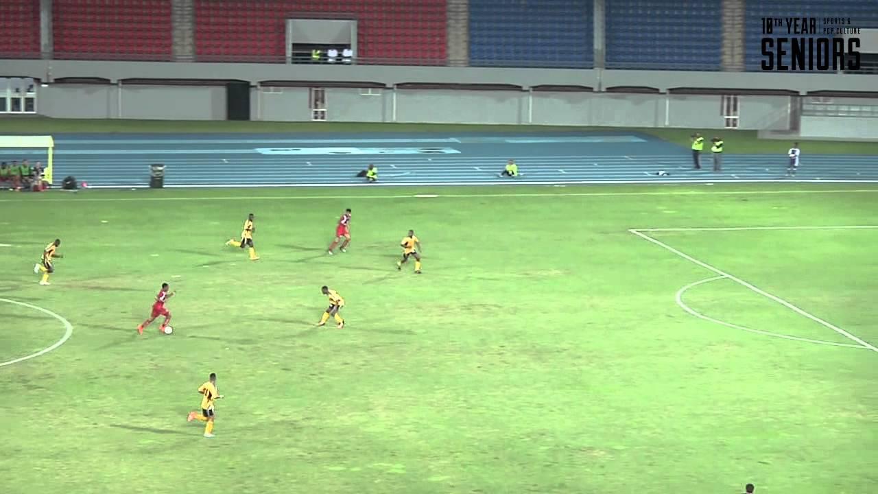 10YS – Bahamas v Bermuda Leg 1 Soccer Highlights