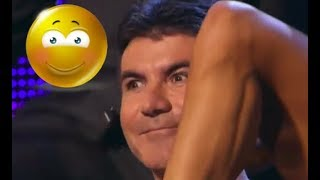 Video 10 *SIMON COWELL'S MOMENTS* He Knows What Is He Doing! MP3, 3GP, MP4, WEBM, AVI, FLV Oktober 2018