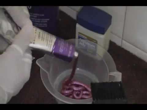 tintes para el pelo como preparar tinte para cabello preparado en tu