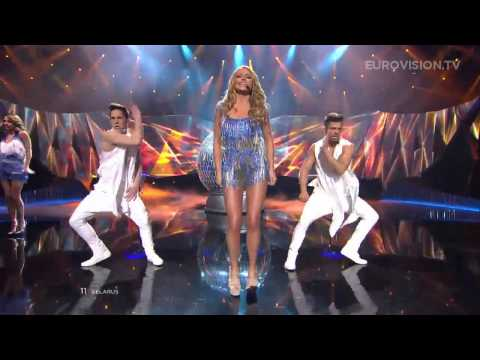 Alyona - Powered by http://www.eurovision.tv Belarus: Alyona Lanskaya - Solayoh live at the Eurovision Song Contest 2013 Semi-Final (1)