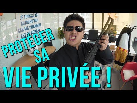 PROTÉGER SA VIE PRIVÉE ! - LE RIRE JAUNE