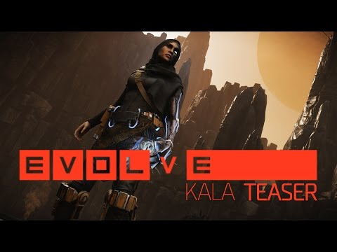 Evolve – Kala Teaser – HD Gameplay Trailer