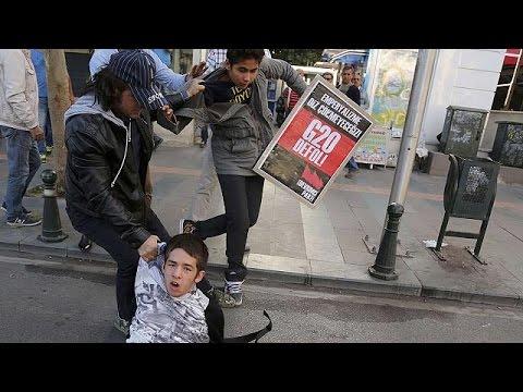 Τουρκία: Συγκέντρωση διαμαρτυρίας στην Αττάλεια για την σύνοδο των G20