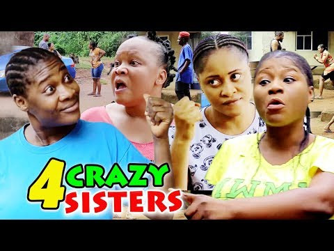 4 Crazy Sisters 1&2 - Mercy Johnson / Destiny Etiko 2019 New Nigerian Movie