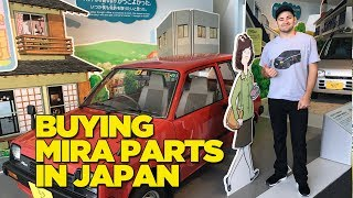 In this Episode Marty heads over to Japan to trace the heritage of his MIRA & pickup some mad parts. Mad all new CHOPPED...