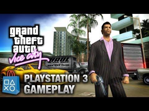 Grand Theft Auto III Playstation 3