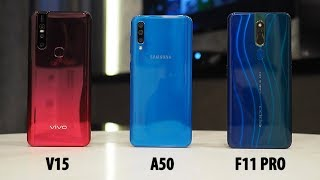 Video Pilih Mana? Vivo V15, Samsung Galaxy A50, Oppo F11 Pro MP3, 3GP, MP4, WEBM, AVI, FLV Mei 2019