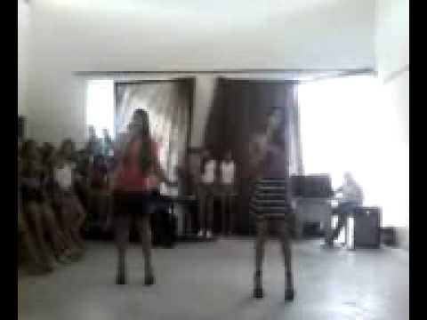 Show de Talentos na Escola Estadual Coronel Francisco Alves Mata na cidade de Maceió em 2014