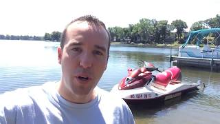 9. Jet Ski Battery keeps going dead/Dying - Rectifier/Regulator Replacement