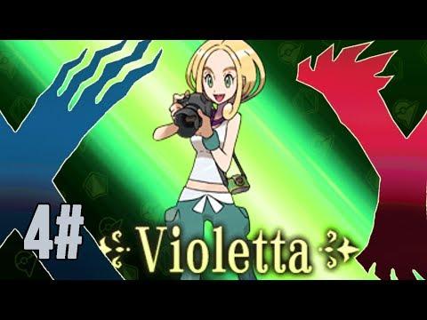 Guida Pokemon X - Parte 4 - Violetta Capopalestra