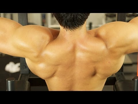 My Home Back Workout – Mike Chang
