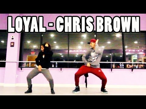 choreography - LOYAL - Chris Brown ft Lil Wayne & Wiz Khalifa Dance Video | Choreography by Matt Steffanina & Dana Alexa | Learn THIS dance with our TUTORIAL at: http://you...