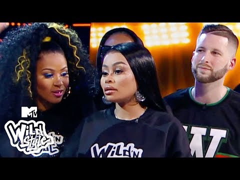 Blac Chyna & Justina Valentine Leave This Wildstyle Heated 🔥😱 Wild 'N Out | #Wildstyle
