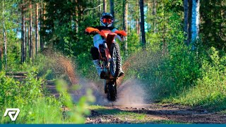 8. The Endless Summer - KTM 450 EXC