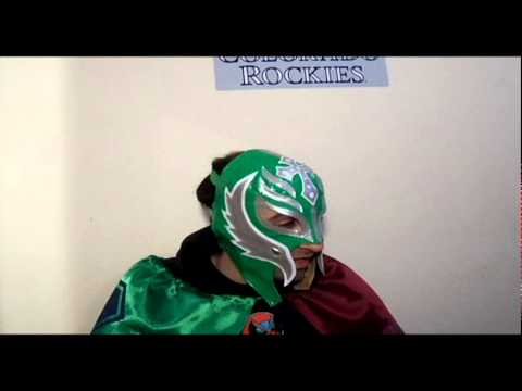LUCHA MAN Reviews The Jack and Triumph Show