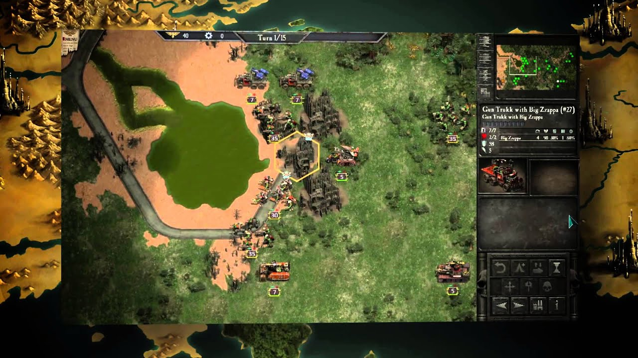 'Warhammer 40,000: Armageddon' is Looking for Beta Testers (or Cannon Fodder)