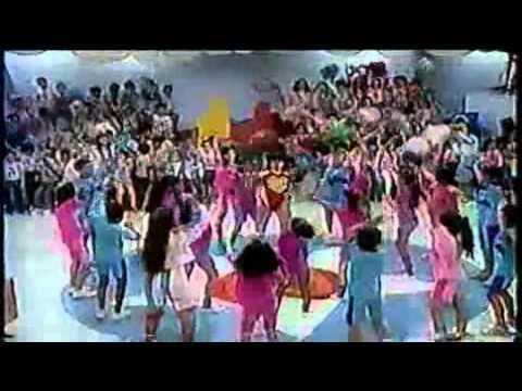 show maravilha - 1993 (cenario castelo) abertura e ginastica