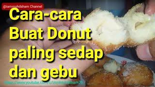 Video Resepi | Donut paling sedap dan gebu MP3, 3GP, MP4, WEBM, AVI, FLV Mei 2019