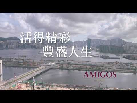 AMIGOS By HKMC - Live a Fruitful and Abundant Life (Chinese only)