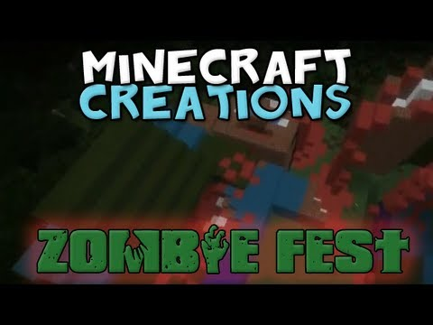 Minecraft: Creations - ZombieFest 2.0
