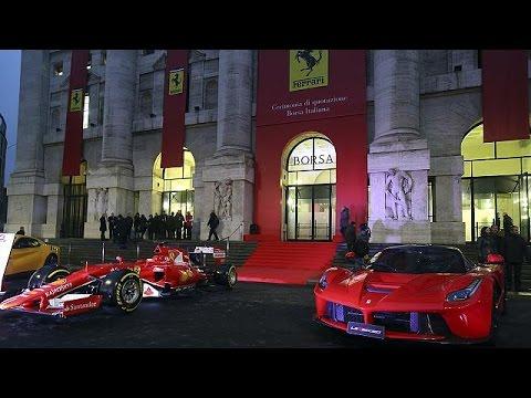 Fiat Chrysler και Ferrari σε χωριστούς δρόμους – economy