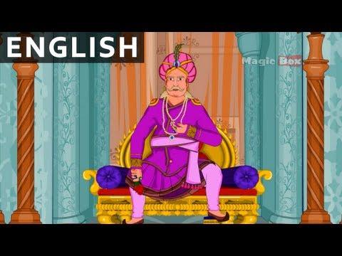 Birbal's Kichidi  - Akbar And Birbal In English - Animated / Cartoon Stories For Kids